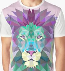 Lion Animals Gift Graphic T-Shirt
