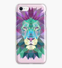Lion Animals Gift iPhone Case/Skin