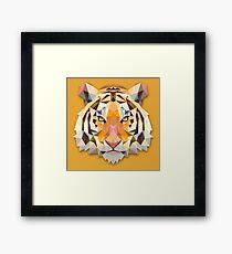 Tiger Animals Gift Framed Print