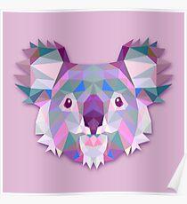 Koala Animals Gift Poster