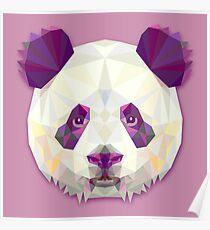 Panda Bear Animals Gift Poster