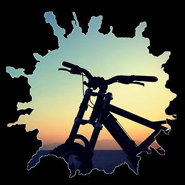 I love mountain biking! by Sirocco88
