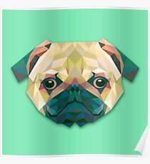 Dog Animals Gift Poster