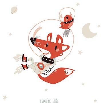 «Spacefox» par BabyKarot