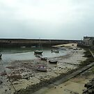 Mousehole Harbour_Cornwall_England by Kay Cunningham