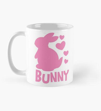 Cute pink BUNNY! rabbit  Mug