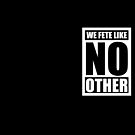 No Other by Aviators Design Studio
