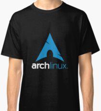 Arch Linux Merchandise Classic T-Shirt
