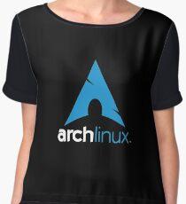 Arch Linux Merchandise Women's Chiffon Top