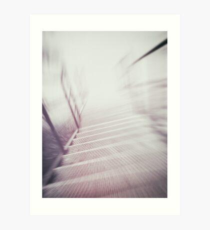 street photo fear of heights #street #streetphoto Art Print