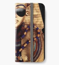 King Tut iPhone Wallet