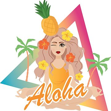 Aloha! by caitdesign