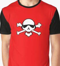 Skull and Crossbones Graphic T-Shirt