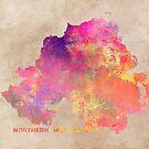 Northern Ireland #map #ireland by JBJart