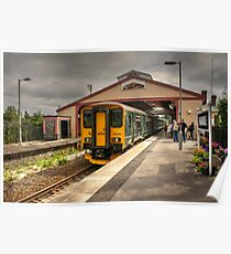 Frome Station  Poster
