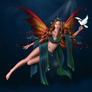 Peace Angel by ashlynmm