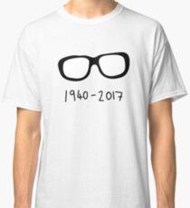 George A Romero Tribute: 1940 - 2017 Classic T-Shirt