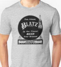 Vintage Blatz beer print ad T-Shirt