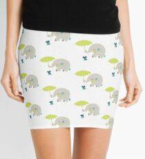 Un éléphant amoureux Minijupe