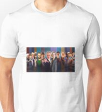All 14 Doctors T-Shirt