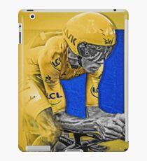 Chris Froome - Tour De France iPad Case/Skin