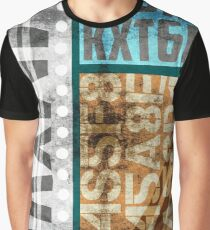 Abstract Industrial Art - MMXVII Graphic T-Shirt