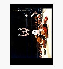 Super Punch Out Photographic Print