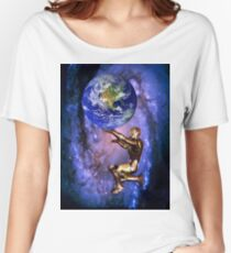 Atlas of the future Women's Relaxed Fit T-Shirt