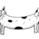 Dogcat by wolfmaskart