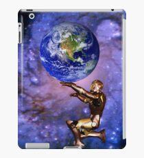 Atlas of the future iPad Case/Skin