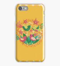 Tropical tweets iPhone Case/Skin