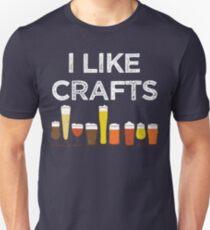I Like crafts Shirt T-Shirt