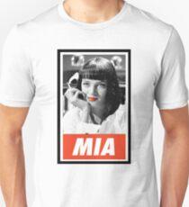 -TARANTINO- Mia Wallace T-Shirt