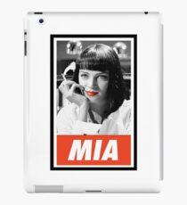 -TARANTINO- Mia Wallace iPad Case/Skin
