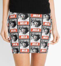 -TARANTINO- Mia Wallace Mini Skirt