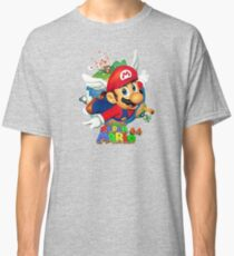 Super Mario World 64 Classic T-Shirt