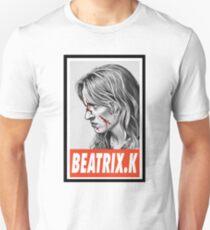-TARANTINO- Beatrix Kiddo T-Shirt