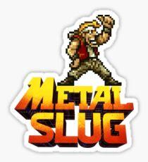Metal Slug Sticker