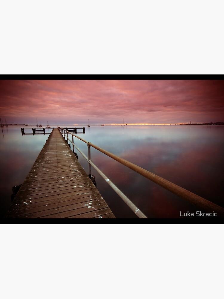 Purple Rain Reflection by LukaSkracic