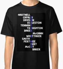 Doctors Who? v4: DoctHer Who Classic T-Shirt