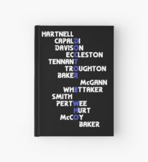 Doctors Who? v4: DoctHer Who Hardcover Journal