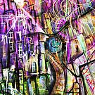 Colourful Abstract The Jouney No.3 by Extreme-Fantasy