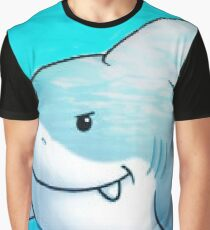 Shark Attack Graphic T-Shirt