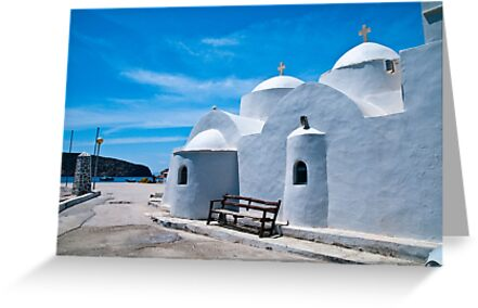 CYCLADIC RELIGION (1) by vaggypar