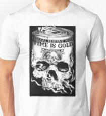 Time is gold Unisex T-Shirt