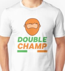 Double Champ McGregor T-Shirt