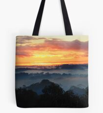 Mylor South Australia Dawn Tote Bag