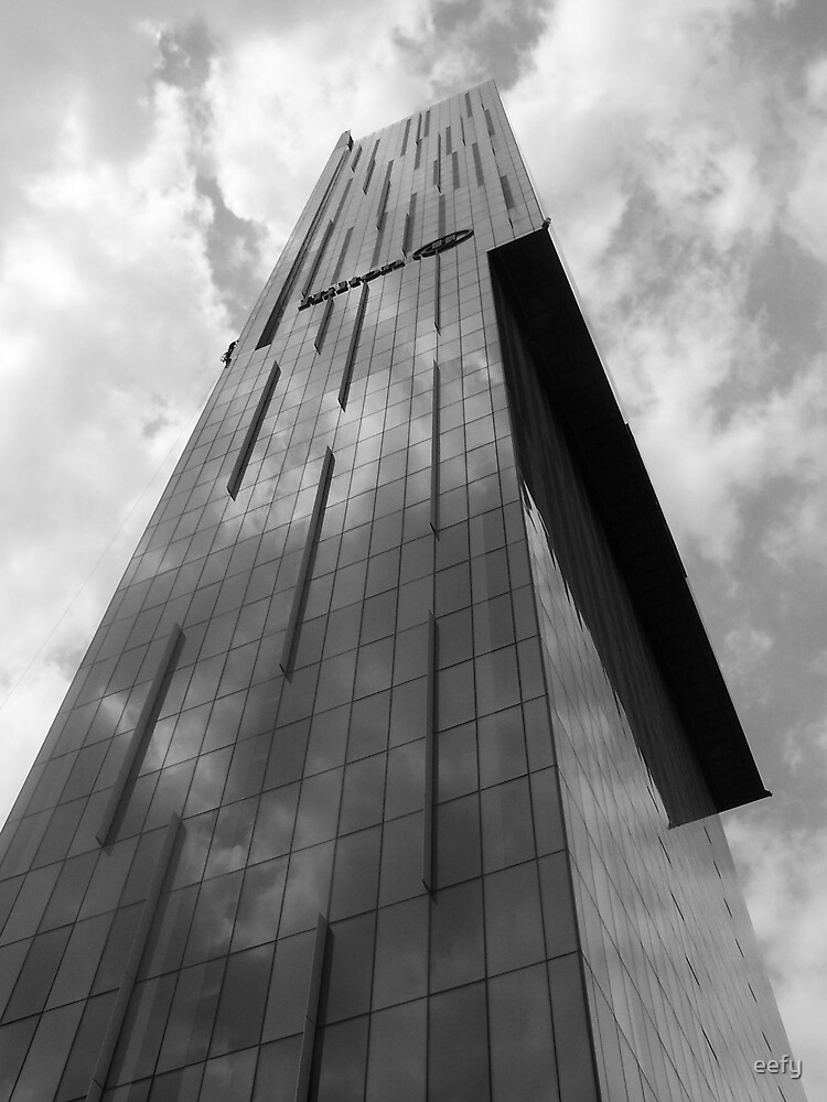 Betham Tower Manchester by eefy