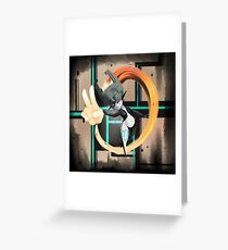 Midna the Imp Greeting Card