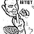 Pierce Artist by Flaminggun